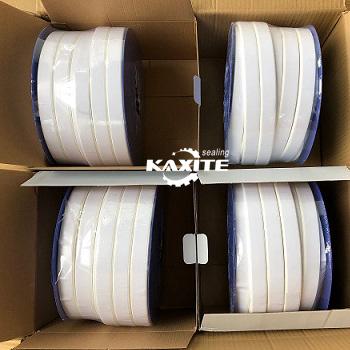 PTFE Joint Sealant Gasket Tape diperluas dengan perekat